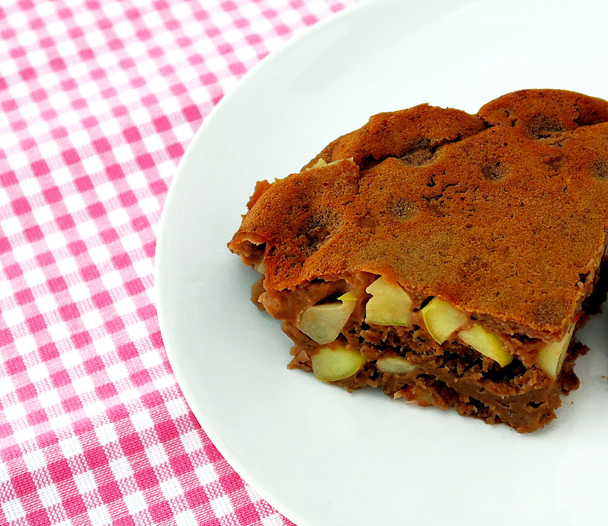 Apfel Dinkel Proteinkuchen Follow The Vegan Way
